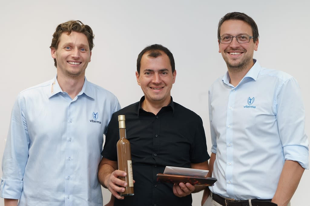 Vertragsverlängerung Viterma Franchisepartner ortech GmbH