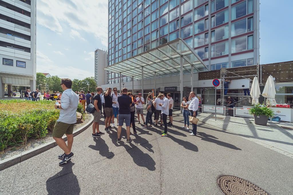 Impressionen des Viterma Franchise Partner Treffens 2018