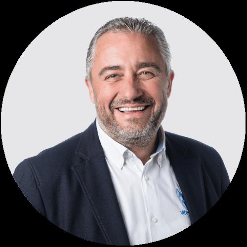 Viterma Franchise-Partner Martin Koltschik