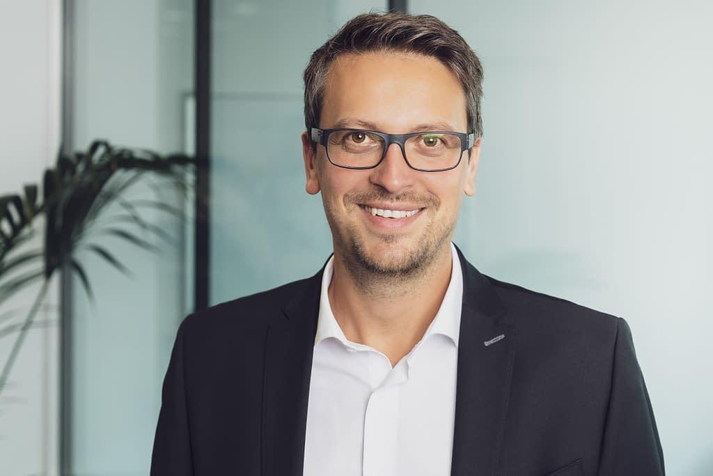 Viterma Gründer Marco Fitz