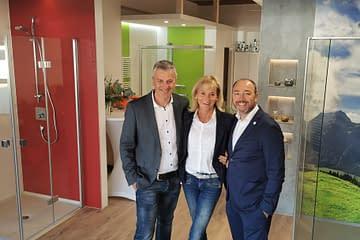 Viterma Franchise Partner Hans Hussl und Karin Scholz