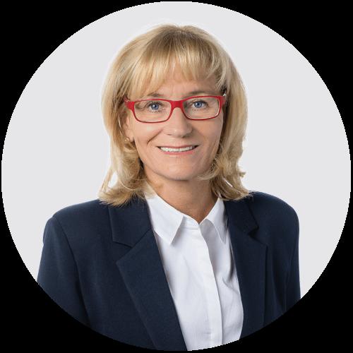 Viterma Franchise-Partnerin Karin Scholz