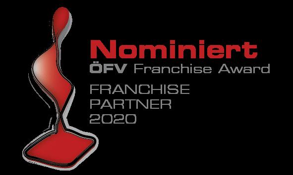 ÖFV Franchise Awards Franchise Partner