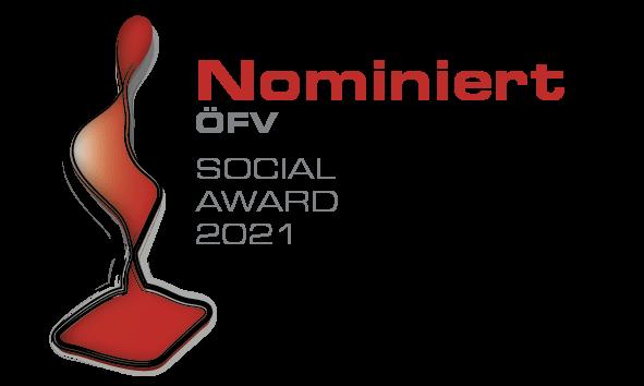 Nominierung ÖFV Franchise Awards Social Award